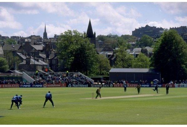 Grange Cricket Club For Euro t20 Slam
