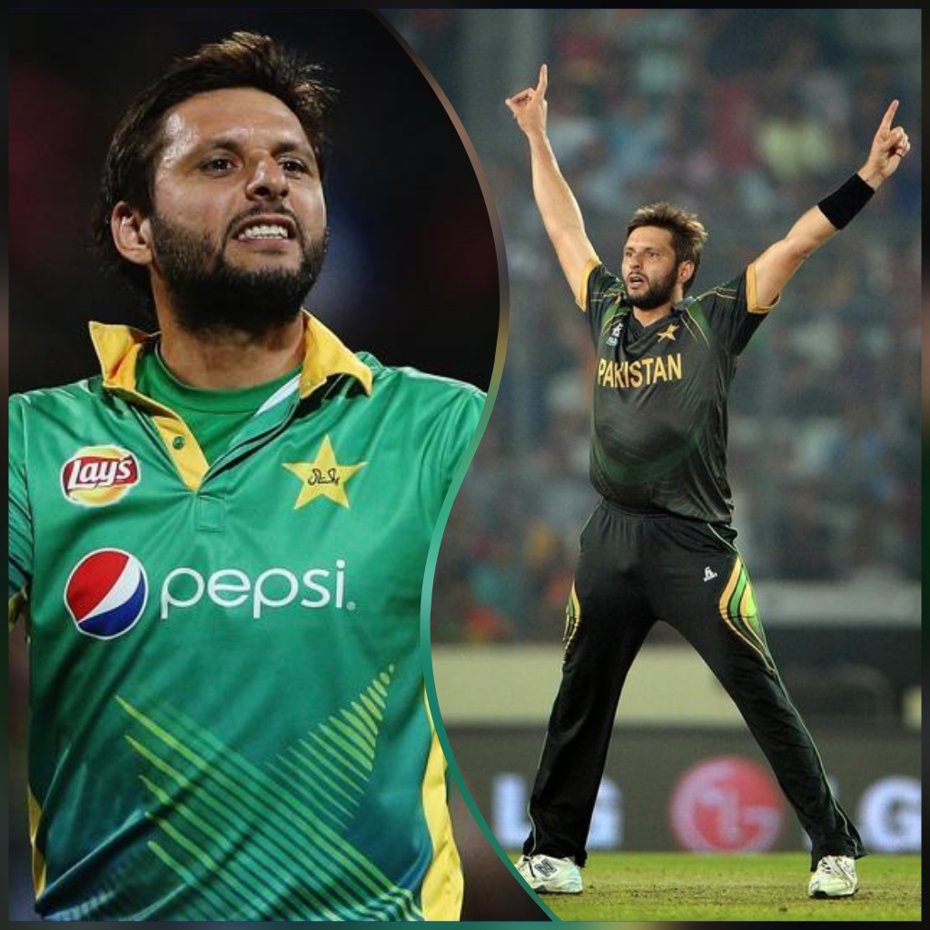 Shahid Afridi Game Changer as Icon Player