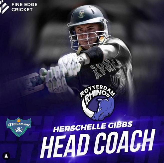 Herschelle Gibbs Joined Euro T20 Slam As Head Coach