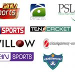 PSL 2020 Broadcasters and LiveStream Partners - HBL PSL 5 Broadcasters List