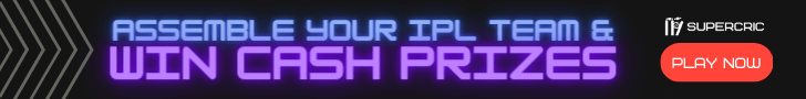 Dream11 IPL on SuperCric