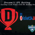Dream11 IPL Betting - Win Exciting Cash Prizes with IPL Betting Online