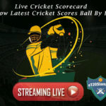 Live Cricket Scorecard - Follow Latest Cricket Scores Ball By Ball