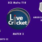 AKCC vs AUM Live Score, ECS Malta T10, AKCC vs AUM Scorecard Today, AKCC vs AUM Lineup