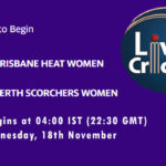 BHW vs PSW Live Score, Match 45, Women's Big Bash League 2020/21, BHW vs PSW Scorecard Today, BHW vs PSW Lineup