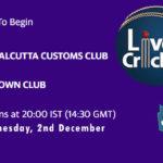 CLC vs TWC Live Score, Bengal T20 Challenge, CLC vs TWC Scorecard Today, CLC vs TWC Lineup