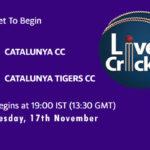 CTC vs CTT Live Score, Match 28, ECS Barcelona, CTC vs CTT Scorecard Today, CTC vs CTT Lineup