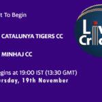 CTT vs MJCC Live Score, Match 36, ECS Barcelona, CTT vs MJCC Scorecard Today, CTT vs MJCC Lineup