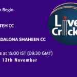 FCS vs BDS Live Score, Match # 18, ECS Barcelona, FCS vs BDS Scorecard Today, FCS vs BDS Lineup