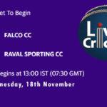 FLZ vs RSCC Live Score, Match 29, ECS Barcelona, FLZ vs RSCC Scorecard Today, FLZ vs RSCC Lineup