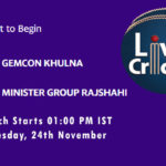 GK vs MGR Live Score, Match 3, Bangabandhu T20 Cup, 2020, GK vs MGR Scorecard Today, GK vs MGR Lineup