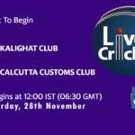 KGT vs CLC Live Score, Bengal T20 Challenge, KGT vs CLC Scorecard Today, KGT vs CLC Lineup