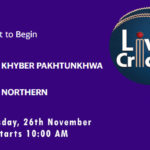 KHP vs NOR Live Score, Match 15, Quaid-e-Azam Trophy, 2020, KHP vs NOR Scorecard Today, KHP vs NOR Lineup