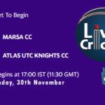 MCC vs AKCC Live Score, ECS Malta T10, MCC vs AKCC Scorecard Today, MCC vs AKCC Lineup