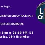 MGR vs FB Live Score, Match 6, Bangabandhu T20 Cup, 2020, MGR vs FB Scorecard Today, MGR vs FB Lineup