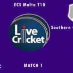 OCC vs SCCC Live Score, ECS Malta T10, OCC vs SCCC Scorecard Today, OCC vs SCCC Lineup