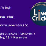 PIC vs CTT Live Score, Match # 22, ECS Barcelona, PIC vs CTT Scorecard Today, PIC vs CTT Lineup