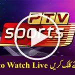 PTV Sports Live Streaming - PTV Sports Live PSL