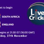 SA vs ENG Live Score 1st T20I, England tour of South Africa, 2020, SA vs ENG 1st T20I Scorecard Today