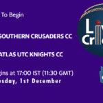 SCCC vs AKCC Live Score, ECS Malta T10, SCCC vs AKCC Scorecard Today, SCCC vs AKCC Lineup