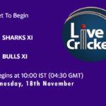 SHA vs BUL Live Score, Match 24, Pondicherry T20 Tournament, 2020, SHA vs BUL Scorecard Today, SHA vs BUL Lineup