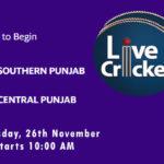 SPP vs CP Live Score, Match 14, Quaid-e-Azam Trophy, 2020, SPP vs CP Scorecard Today, SPP vs CP Lineup