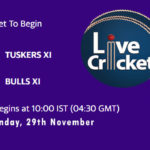 TUS vs BUL Live Score, Match 20, Pondicherry T20 Tournament, 2020, TUS vs BUL Scorecard Today, TUS vs BUL Lineup