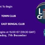 TWC vs EBC Live Score, Bengal T20 Challenge, TWC vs EBC Scorecard Today, TWC vs EBC Lineup