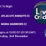 AKCC vs MWCC Live Score, ECS Malta T10, AKCC vs MWCC Scorecard Today, AKCC vs MWCC Lineup