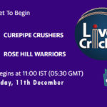 CC vs RHW Live Score, Mauritius Cric10 League, CC vs RHW Scorecard Today, CC vs RHW Lineup