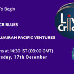EBL vs FPV Live Score, Emirates D20 Tournament, EBL vs FPV Scorecard Today, EBL vs FPV Lineup