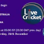 IND vs AUS 2nd Test Live Score, IND vs AUS 2nd Test Scorecard Today, IND vs AUS 2nd Test Lineup