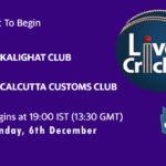 KAC vs CLC Live Score, Bengal T20 Challenge, KAC vs CLC Scorecard Today, KAC vs CLC Lineup
