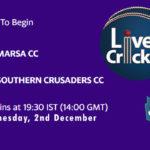 MAR vs SOC Live Score, ECS Malta T10, MAR vs SOC Scorecard Today, MAR vs SOC Lineup