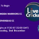 MSW vs OVR Live Score, ECS Malta T10, MSW vs OVR Scorecard Today, MSW vs OVR Lineup