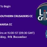 SOC vs MAR Live Score, ECS Malta T10, 2nd Semi-Final, SOC vs MAR Scorecard Today, SOC vs MAR Lineup