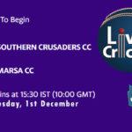 SOC vs MAR Live Score, ECS Malta T10, SOC vs MAR Scorecard Today, SOC vs MAR Lineup