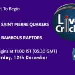 SPQ vs BR Live Score, Mauritius Cric10 League, SPQ vs BR Scorecard Today, SPQ vs BR Lineup