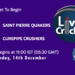 SPQ vs CC Live Score, Mauritius Cric10 League, SPQ vs CC Scorecard Today, SPQ vs CC Lineup