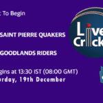 SPQ vs GR Live Score, Mauritius Cric10 League, SPQ vs GR Scorecard Today, SPQ vs GR Lineup