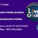 SPQ vs MS Live Score, Mauritius Cric10 League, SPQ vs MS Scorecard Today, SPQ vs MS Lineup