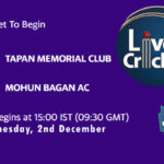 TMC vs MBG Live Score, Bengal T20 Challenge, TMC vs MBG Scorecard Today, TMC vs MBG Lineup