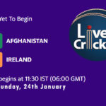 AFG vs IRE Live Score, 2nd ODI, Ireland Tour of UAE 2021, AFG vs IRE Scorecard Today Match, Playing XI, Pitch Report