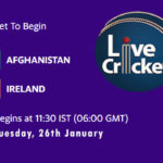 AFG vs IRE Live Score 3rd ODI, Ireland Tour of UAE 2021, AFG vs IRE Scorecard Today Match, Playing XI, Pitch Report