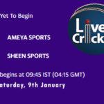 AMY-W vs SHN-W Live Score, T20 India Nippon Cup, AMY-W vs SHN-W Scorecard Today, AMY-W vs SHN-W Playing XIs