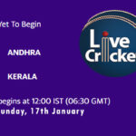 AND vs KER Live Score, Syed Mushtaq Ali Trophy, 2021, AND vs KER Scorecard Today Match, Playing XI, Pitch Report
