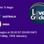 AUS vs IND Live Score 4th Test, AUS vs IND Scorecard Today Match, Dream11 Fantasy Tips, Playing XI, Pitch Report