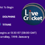 DOL vs TIT Live Score, Momentum One Day Cup 2021, DOL vs TIT Scorecard Today Match, Playing XI, Pitch Report