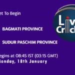 BGP vs SPP Live Score, Prime Minister Cup 2021, BGP vs SPP Scorecard Today Match, Playing XI, Pitch Report