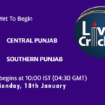 CEP vs SOP Live Score, Pakistan One Day Cup, CEP vs SOP Scorecard Today Match, Playing XI, Pitch Report